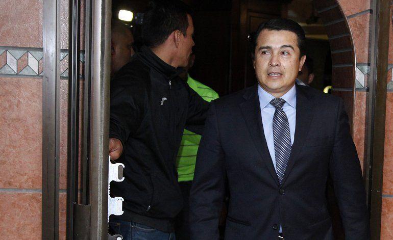 Extraficante detalla pagos de hermano presidente Honduras