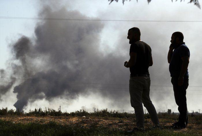 Kurdos sirios tienen pocas opciones ante ataque de Turquía