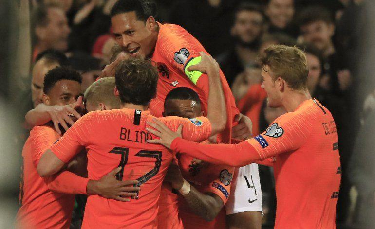 Bélgica aplasta a San Marino: 1er clasificado a Euro 2020