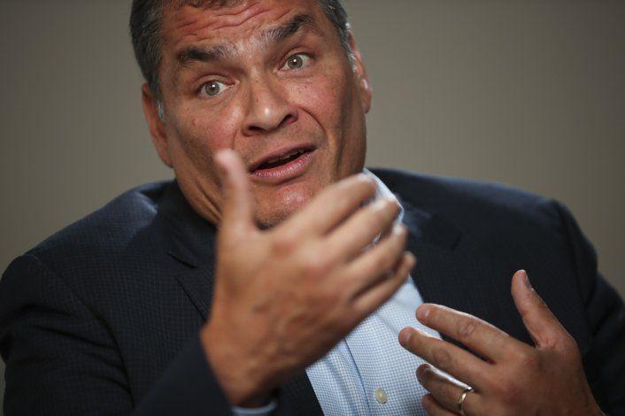 Vistazo a los participantes en la crisis de Ecuador