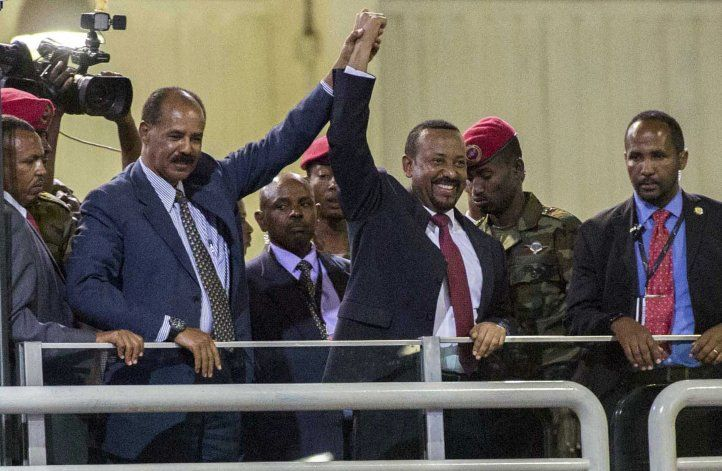 Otorgan el Nobel de la Paz al premier etíope Ahmed Ali