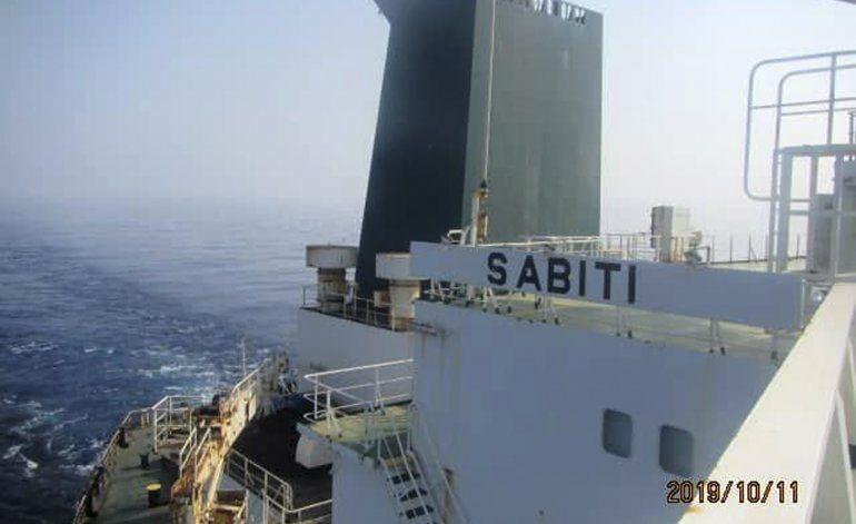 Irán denuncia ataque con cohetes a supertanquero en Mar Rojo