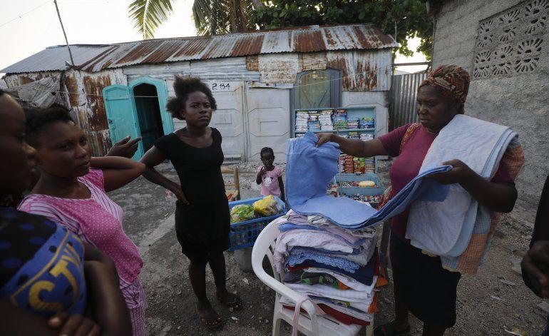 Saqueos y enfrentamientos durante protestas en Haití