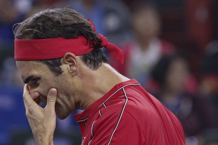 Shanghái: Federer y Djokovic naufragan en cuartos de final