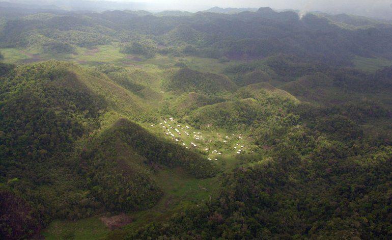 Lacandones libran batalla por selva en el sur de México