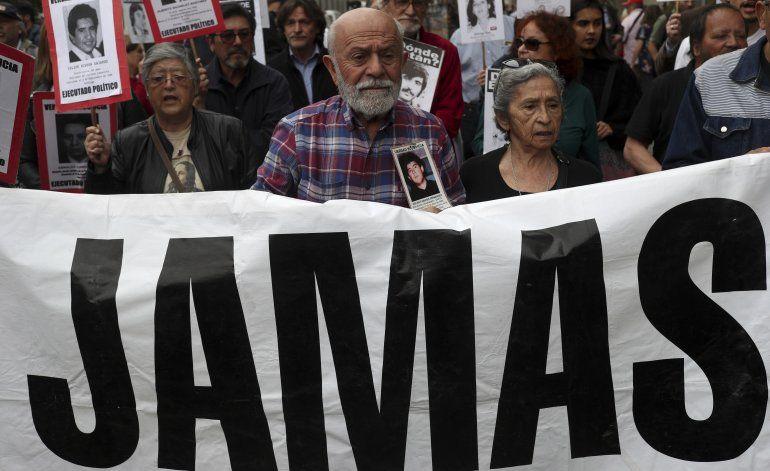 Familiares de víctimas chilenas piden verdad y justicia