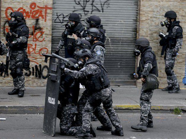 Ecuador: Moreno pide diálogo; derogue reformas, le responden
