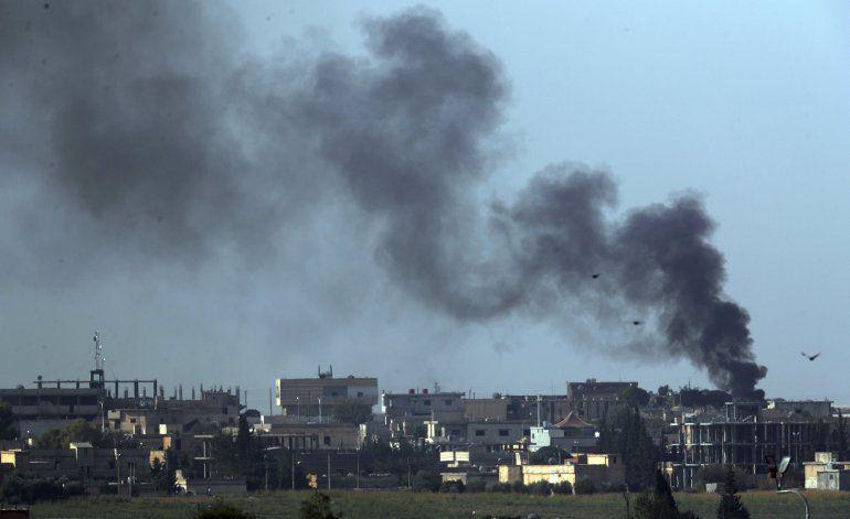 Intensos combates en ofensiva turca dentro de Siria