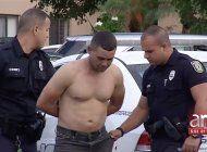 arrestan a un hombre que ingreso a la fuerza en un apartamento de hialeah y trato de secuestrar a su ex esposa