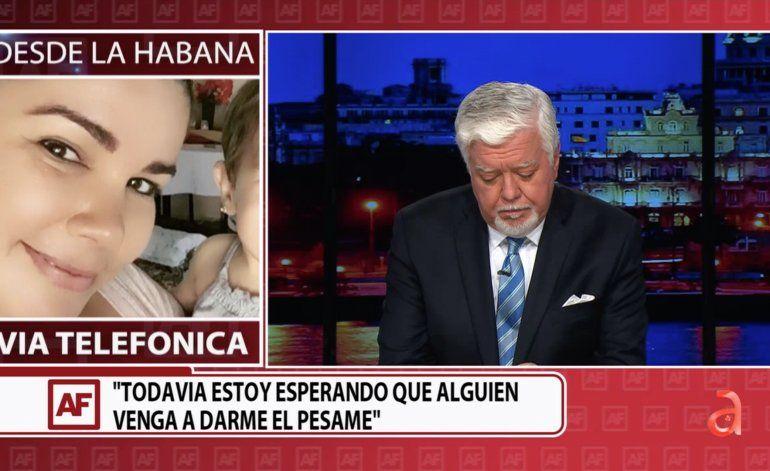Entrevista exclusiva con la madre de Paloma: Me la mataron con solo un añito