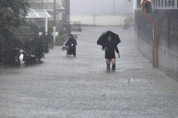 Cancelan partidos de Mundial de Rugby por tifón
