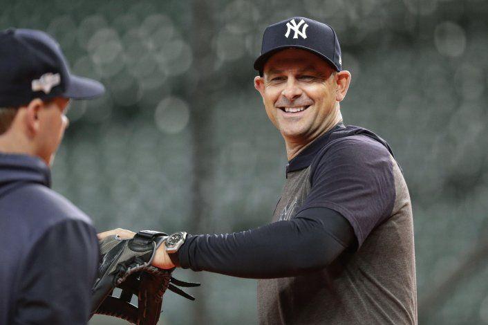 Astros frente a Yanquis, un duelo de titanes