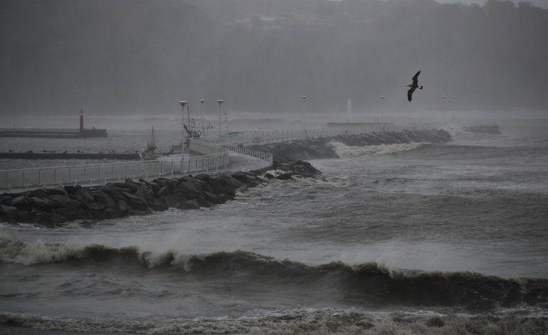 El tifón Hagibis paraliza el GP de Japón el sábado