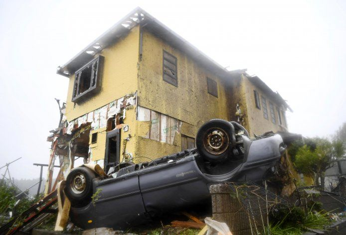 Tokio paralizado tras tocar tierra poderoso tifón Hagibis