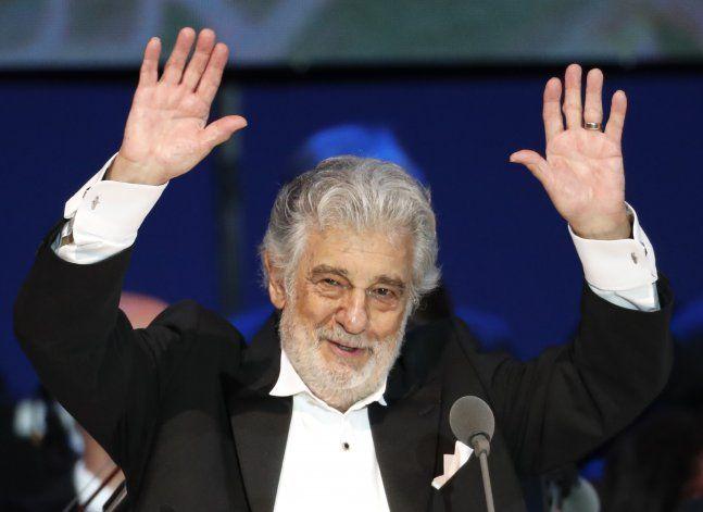 Para Plácido Domingo, la función continúa en Europa