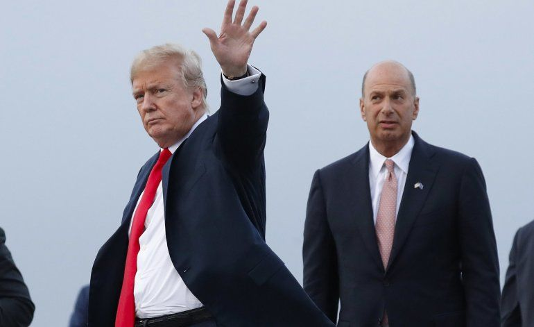 Embajador de EEUU testificará por polémica de Trump-Ucrania