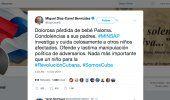 Díaz-Canel llama manipulación política al repudio por la muerte de una niña tras una vacuna