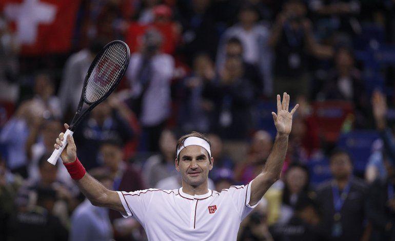 Federer planea jugar en Tokio 2020