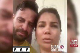 madre de nina cubana que murio tras vacuna en cuba critica mensaje de condolencias de diaz-canel