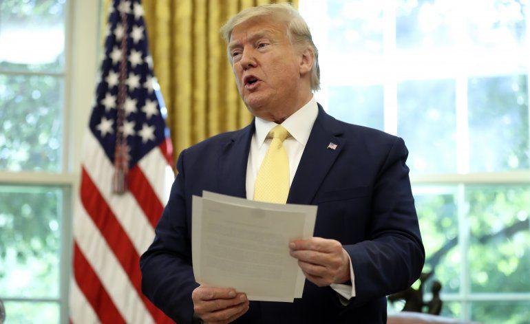 Trump ordena nuevas sanciones contra Turquía