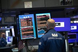 wall street sube por optimismo de reportes financieros