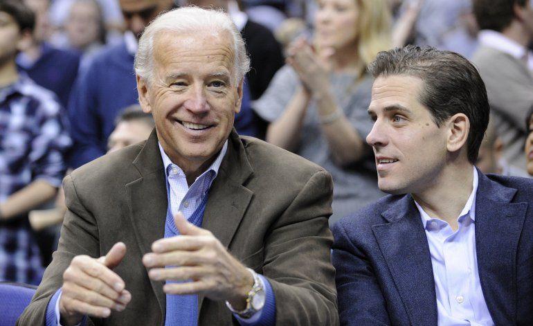 Hunter Biden niega haber cometido delito en Ucrania, China