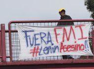 fmi saluda esfuerzo para resolver crisis politica en ecuador