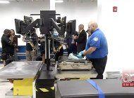 aeropuerto de miami estrena nuevo sistema de inspeccion de maletas