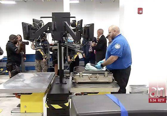 Aeropuerto de Miami estrena nuevo sistema de inspección de maletas