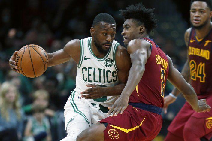 Celtics mantienen expectativas altas pese a salida de Irving