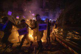 pedro sanchez descarta mano dura ante protestas en cataluna
