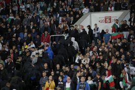 bulgaria: 4 detenidos por racismo en un partido de futbol