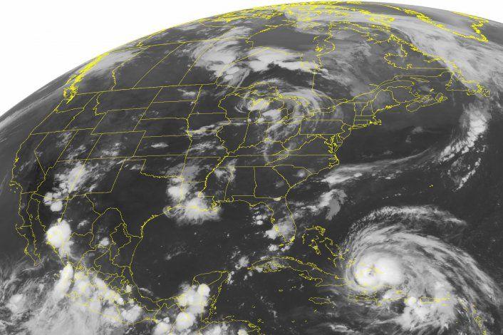 Científicos descubren temblores causados por huracanes