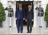 trump pide italia aumentar su gasto en defensa