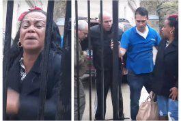 exiliada politica es expulsada de la embajada cubana en washington