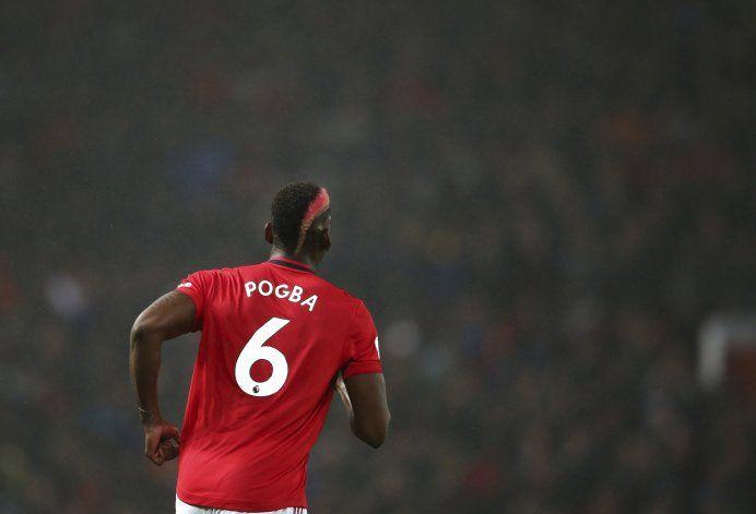 Pogba, descartado para partido Manchester-Liverpool