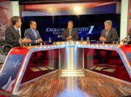 debate completo entre los candidatos por el distrito 1 de la ciudad de miami