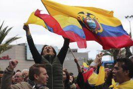 abogado critica detencion de opositora ecuatoriana