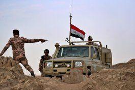 preocupa a irak que caos en siria traiga de nuevo al ei