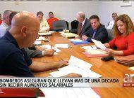 bomberos de hialeah y el alcalde de esa ciudad no llegan a un acuerdo tras horas de discusion