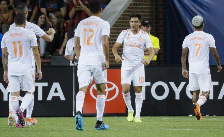 Atlanta comienza playoffs en busca de revalidar cetro de MLS