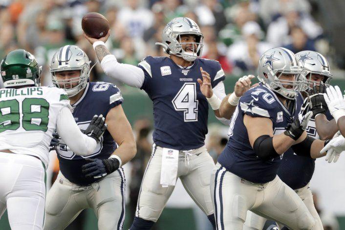 Eagles y Cowboys buscan consistencia y cima divisional