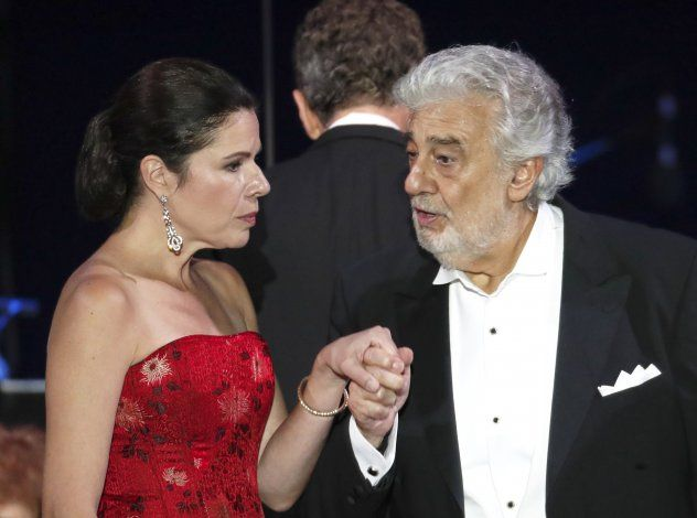 Postergan entrega de premio a Plácido Domingo en Europa