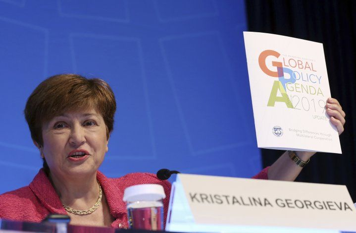 FMI espera prioridades del próximo gobierno argentino