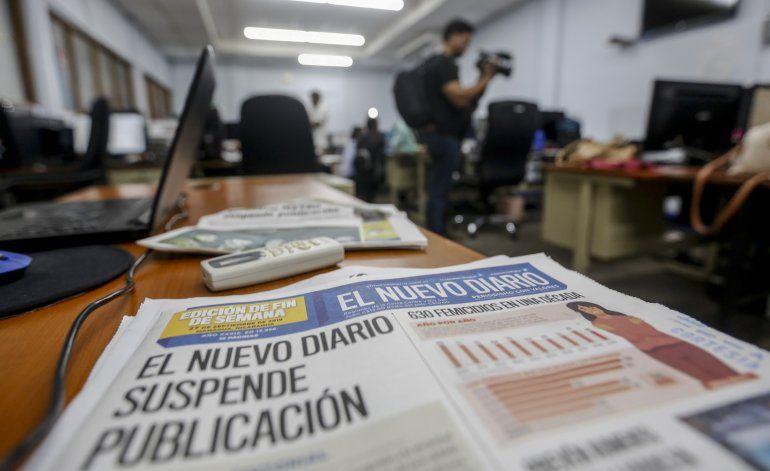 Medios críticos al gobierno de Daniel Ortega en agonía