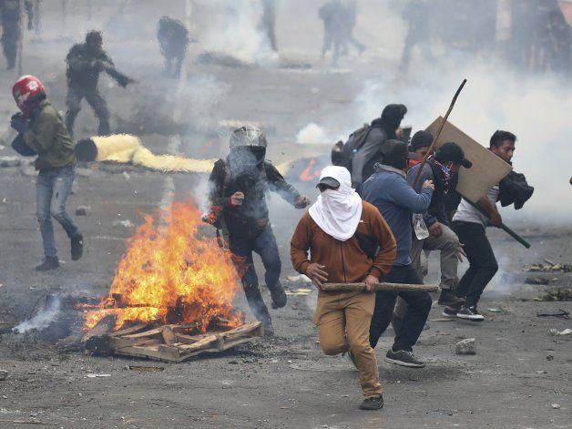 CIDH visitará Ecuador tras protestas