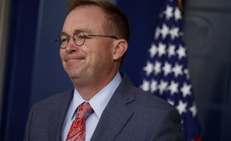 Casa Blanca reconoce que frenó ayuda militar a Ucrania
