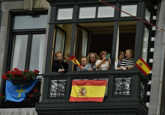 La Princesa Leonor de España emociona con primer discurso