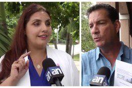 sigue la polemica en hialeah entre los candidatos a concejal angelica pacheco y luis gonzalez
