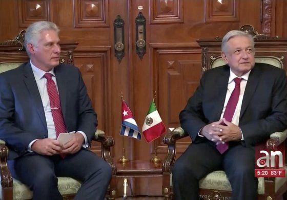 Díaz-Cabel habría ido a México a pedir petróleo